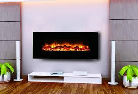 contemporary wall mount electric fireplaces reviews