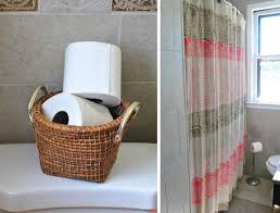 Shower Curtain With Pockets Nix Bath Toy Clutter With Diy Shower Pockets Craft Buds