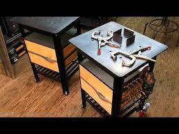 Rhyme Desk Design Rhyme Mobile Welding Table Väldbensh Youtube