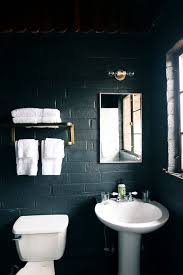 navy blue bathroom ideas blue bathroom ideas to inspire your remodel domino
