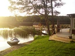 rental cottage rent in stockholm sweden id 16 cottage by lake with sauna near