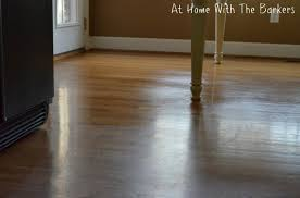 How Do You Polyurethane Hardwood Floors - how to get your floors to shine at home with the barkers