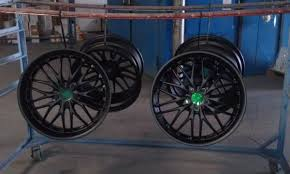 lexus wheels color getting my rims powder coated matte black clublexus lexus