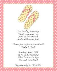 morning after wedding brunch invitations brunch invite wording indira design