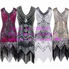 Great Gatsby Women S Clothing Online Buy Wholesale Great Gatsby Dress From China Great Gatsby