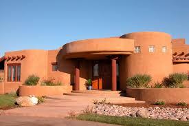 adobe house hacienda aden southwestern exterior san diego by wylie