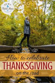 how to celebrate thanksgiving abroad