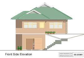 slope house plans steep slope house plan id 23301 house plans by maramani