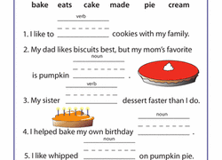 1st grade subject verb agreement resources education com
