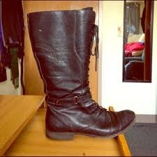 naturalizer womens boots size 12 s naturalizer shoes lace up boots on poshmark