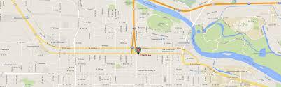 Autzen Stadium Map Craft Beer Growler Fills In Eugene Oregon The Growler Guys