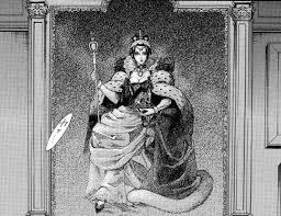 trinity blood image queen bridget ii manga jpg trinity blood wiki fandom