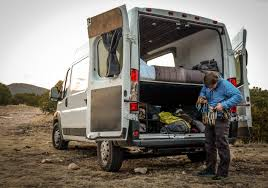 hire a customised van for your next outdoor adventure