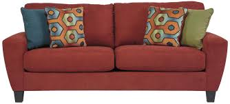 signature design by ashley sagen contemporary queen sofa sleeper
