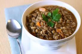 cuisiner les lentilles vertes cuisson lentille verte recette facile pour plat de dîner