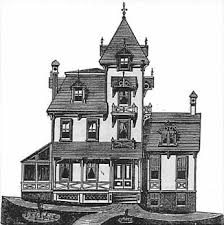 high victorian house for a bay of east river 1883