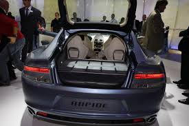 aston martin rapide shows its aston martin rapide 477hp v12 sports saloon makes world debut at