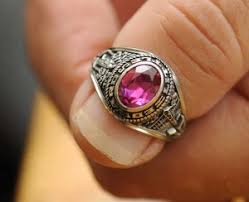 highschool class ring how to wear a class ring 6 most common questions
