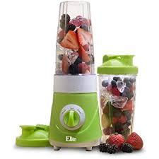 blender cuisine amazon com elite cuisine epb 2572g maxi matic personal drink mixer