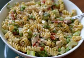 cold pasta salad dressing easy chicken caesar pasta salad small town woman
