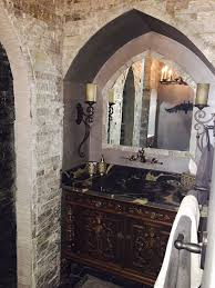 Vanity World 23 Best Our Newly Remodeled Castle Old World Bathrooms Images On