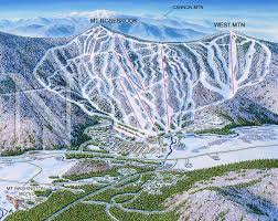 Map Of Usa Mountains by East Mid Usa Ski Maps Archives James Niehuesjames Niehues