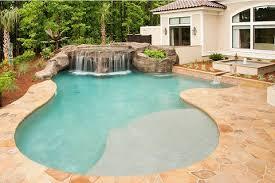 pool finishes luxury pools