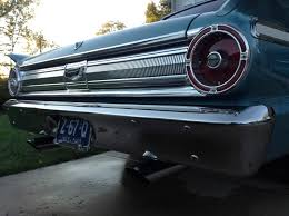 1963 ford fairlane 500 like new condition 221 v8 3 speed manual 2