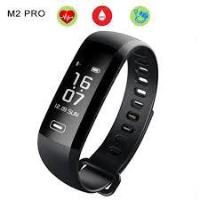 activity bracelet images M2 pro smart wristband activity fitness bracelet watch heart rate jpg