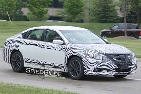 is nissan altima 2016 a good car 2016 nissan altima faclift spotted testing