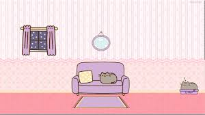 halloween cat background deviantart pusheen cat desktop wallpaper wallpapersafari