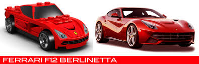 ferrari lego lego ferrari vs real ferrari u2013 how accurate are the shell lego
