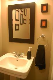 Half Bathroom Design Ideas by Small Half Bathroom Beauteous Half Bathroom Decor Ideas Cool