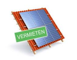 dachfläche vermieten dachfläche für eine solaranlage vermieten partner für