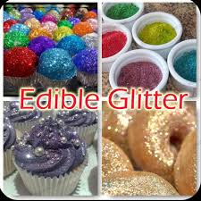 edible cake decorations aliexpress buy golden edible sprinkles for cake decoration