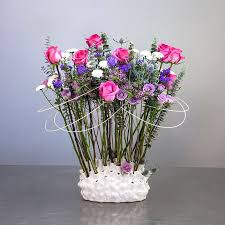 st louis florist modern exciting memorable flower bouquet by stems florist in st