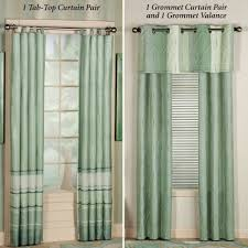 Green Grommet Curtains The Best Ways To Select Grommet Curtains Mccurtaincounty