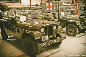 korean war jeep heartland museum of military vehicles recoil