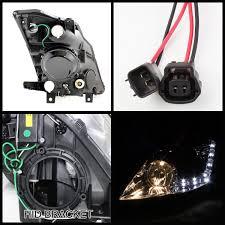 nissan 350z xenon headlights spyder 2006 2009 nissan 350z headlights