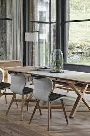 moderne stühle esszimmer küchenmöbel aus holz voglauer für moderne landhausküchen