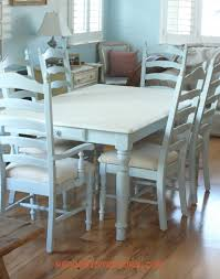 Painted Kitchen Tables And Chairs by 21 Best Table Images On Pinterest Dining Room Home And
