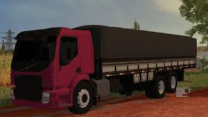 volvo 10 wheeler truck volvo vm 2015 v1 1 truck farming simulator 2017 2015 15 17