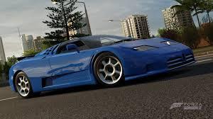 Bugatti Starting Price Forza Horizon 3 Cars