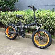 This Folding E Bike Wants by 2016 Hottest Susoension 4 0 Fat Tire Folding E Bike Beach Cruiser