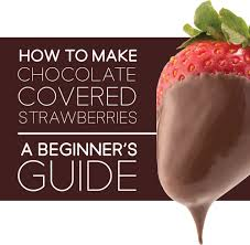 chocolate covered strawberries where to buy how to make chocolate covered strawberries a beginner s guide