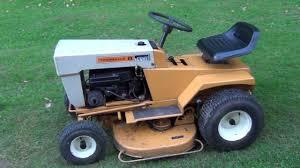vintage montgomery ward tractor youtube