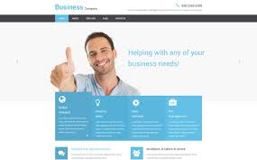 free templates for official website free business responsive website template