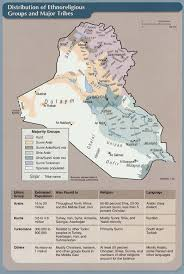 Map Of Iraq And Syria by Musings On Iraq