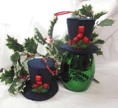felt bird ornaments bead embellished by quiltingfrenzy