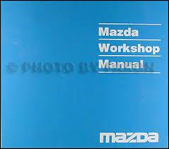 2001 mazda tribute wiring diagram manual original
